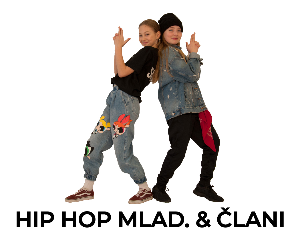 Plesni Studio Špela mladinci in člani
