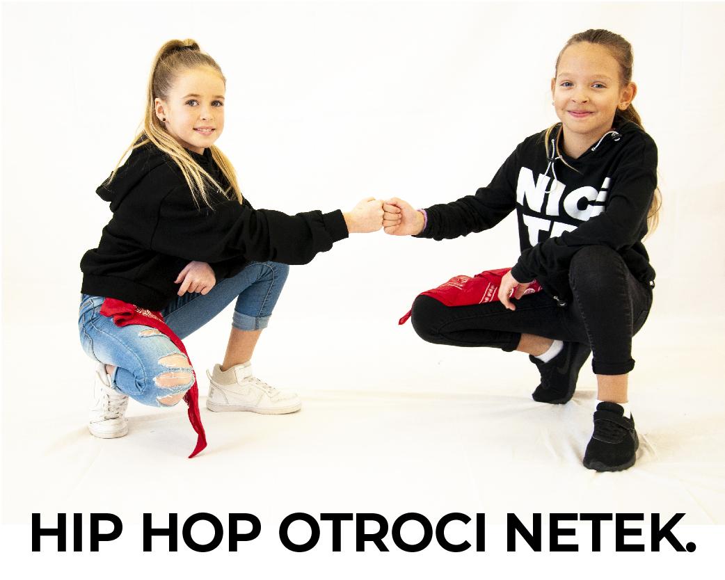 Plesni Studio Špela - otroci netekmovalci